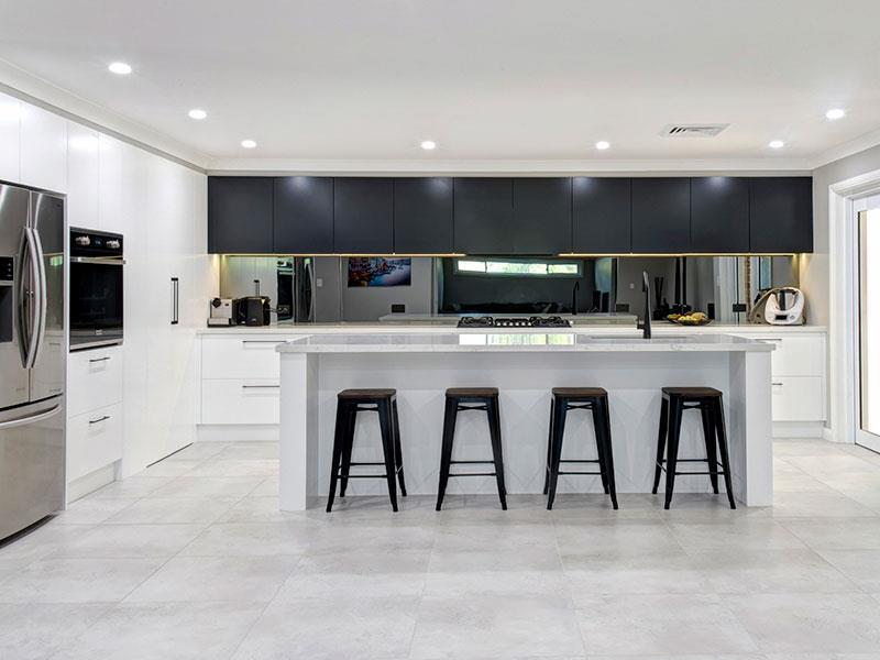 Highland Kitchens - Contemporary kitchen in 2019
