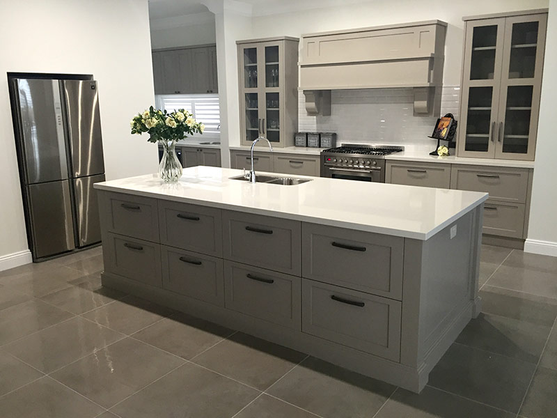 Highland Kitchens - Bringing Hampton style to laundry, kitchen and bathroom