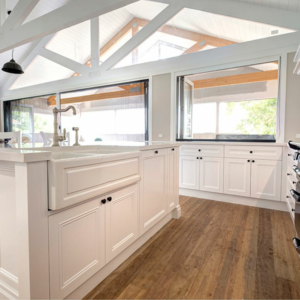 Highland Kitchens Country Kitchen with Modern Touches