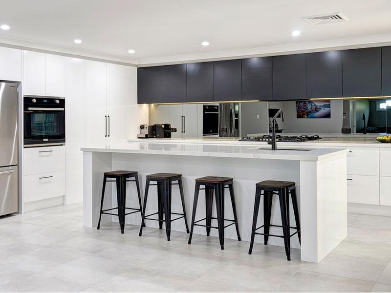 Highland kitchens - Contemporary Kitchen
