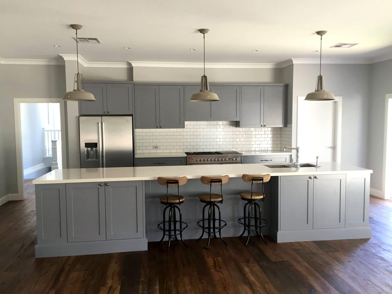 Highland Kitchens - Traditional styling for the kitchen and bathroom