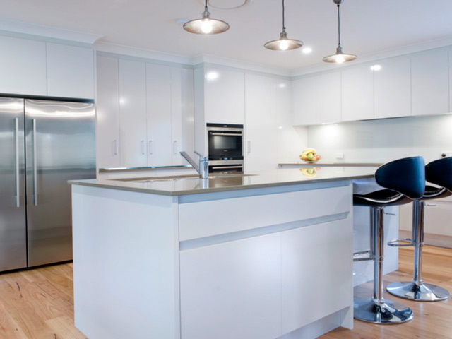 Highland Kitchens - Contemporary kitchen, living and bathroom cabinetry