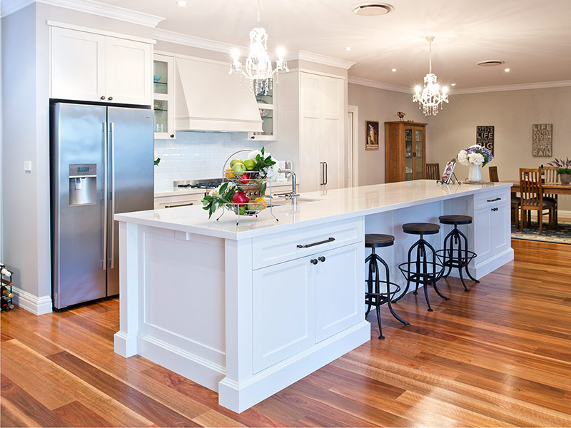 Highland Kitchens - A new take on the traditional Country kitchen style