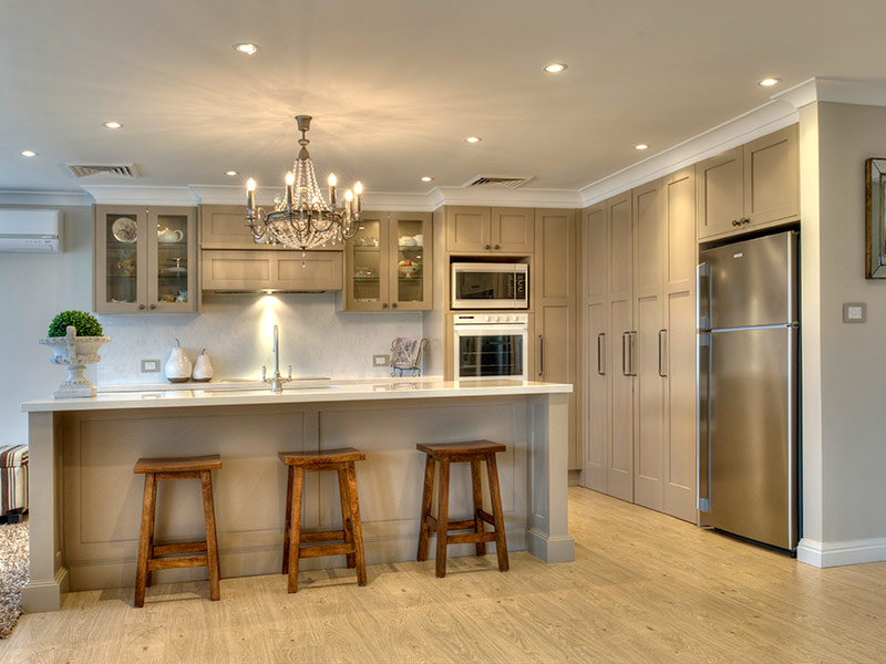 Highland Kitchens - Traditional Chic for kitchen and dining rooms