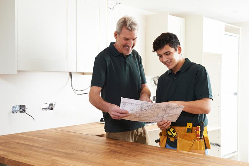 Highland Kitchens - Professional Installation
