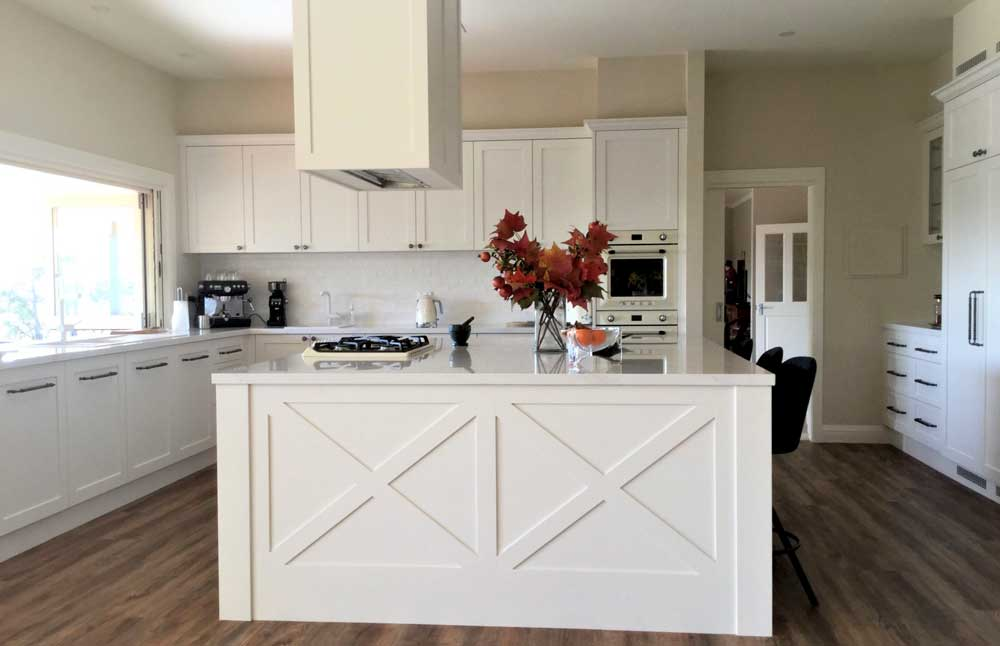 Highland Kitchens - A country kitchen – perfect for entertaining