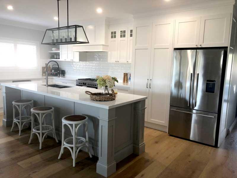 Highland kitchens Camden Featured kitchen